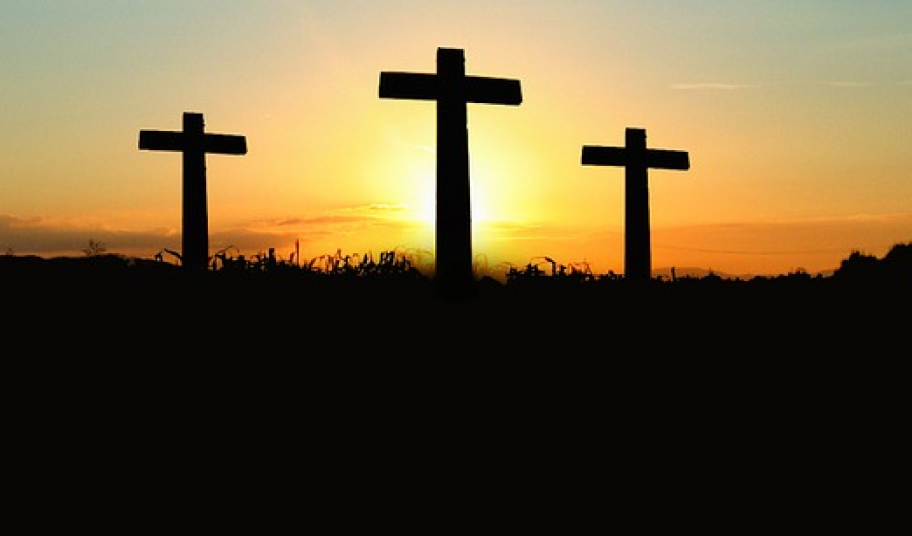 The Path of the Cross